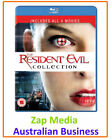 Resident Evil Horror Box Set DVDs & Blu-ray Discs
