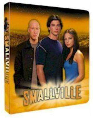 Inkworks Smallville Season 3 Card Binder Brand New Collectors Album Looseleaf