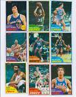 Topps Basketball Card Sets