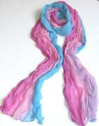 Pink Ladies Scarf