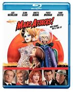Mars Attacks Blu Ray