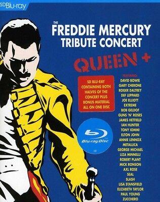 Queen - Queen +The Freddie Mercury Tribute Concert [New Blu-ray] UK - Import