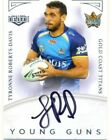 Young Guns 2017 Season NRL & Rugby League Trading Cards