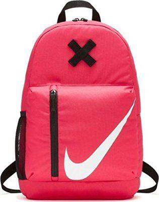 NIKE Kids Elemental Back to School Backpack & Pencil Case Ru