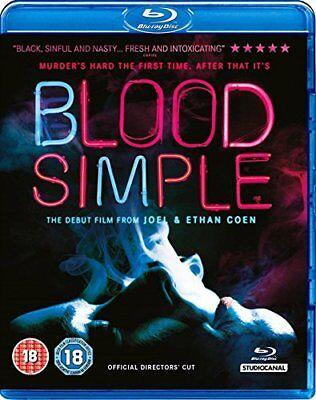 Blood Simple [Blu-ray] [DVD][Region 2]