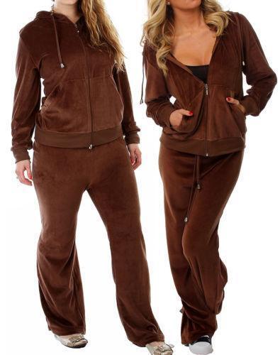 Velour Tracksuit Women S Clothing Ebay