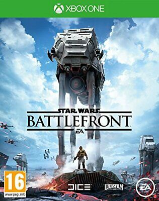Star Wars: Battlefront (Xbox One) - Game  00VG The Cheap Fast Free Post