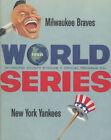 1958 Baseball Vintage Programs