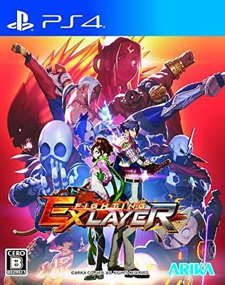 NEW PS4 Fighting EX Layer (HK ENGLISH/ CHINESE)