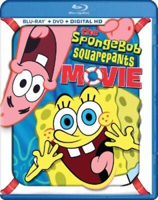 The Spongebob Squarepants Movie  New Blu Ray  2 Pack  Dubbed  Repackaged  Subt