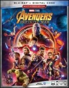 The Avengers: Infinity War  NEW / SEALED no clipcover