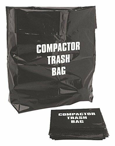 "Broan 1006 Compactor Trash Bags for 12"" Models 12 Pack Part"