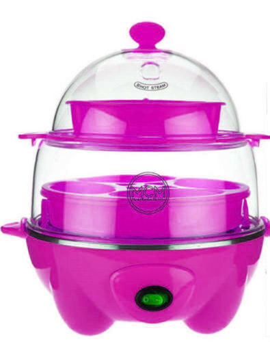 MCM DELUXE RAPID EGG COOKER UP TO 12 EGGS / THE SAME COMPANY