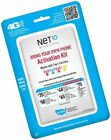 Net10 Cell Phone SIM US $10 Credit Included Net10 Cards
