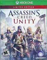Assassins Creed Unity Limited Edition XBOX ONE