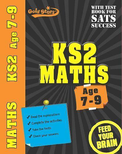 Gold Stars: KS2 Workbooks Age 7-9 Maths (Key Stage 2 Gold Stars),Gold Stars