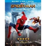 Spider-Man: Homecoming (Blu-ray + DVD + Digital) 2017 Brand New with Slipcover