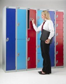 Double Lockers School Staff Workplace Storage Lockers Gym Locker