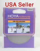 Hoya Polarizing Filter 72mm