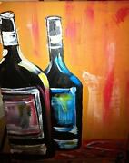Wine Canvas Paintings