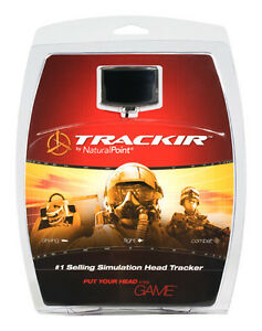 Natural-Point-TrackIR-5-Optical-Head-Tracking-Tracker-Controller-NEW