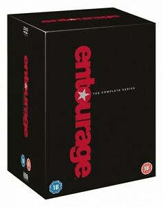ENTOURAGE the complete series season 1 - 8 collection box set. New DVD.