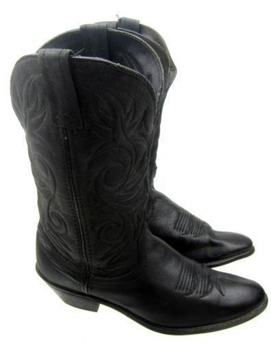 womens vintage cowboy boots size 8 ebay