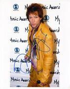 Bon Jovi Signed