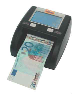 Forensic Banknote Counterfeit Money Counter And Checkout Banknote Update New