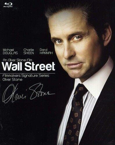 Wall Street (2012, REGION A Blu-ray