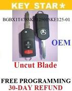 Mazda CX9 Key