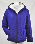 Womens Sherpa Lined Coat