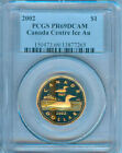 Uncirculated PCGS Canadian Dollar Coins