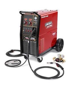 how to set up mig 136 gas welder