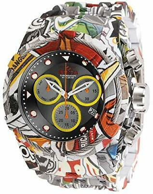 Invicta 30065 Bolt Zeus 53mm Chronograph Stainless Steel Plating Men's Watch