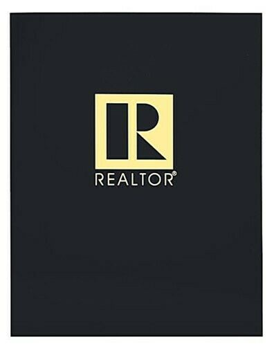 REALTOR Logo Branded Real Estate Document Folder (5 Pack)