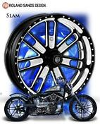 Harley Rocker Wheel