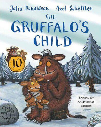 The Gruffalo's Child, New, Donaldson, Julia Book