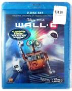 Wall E Blu Ray