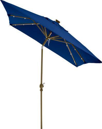 fa0abe8b6e375 Canvas Umbrella | eBay