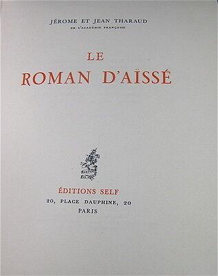 LE ROMAN D 'AISSÉ