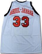 Kareem Abdul Jabbar Signed Jersey