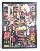 Vintage Coca Cola Puzzle