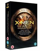 X Men DVD