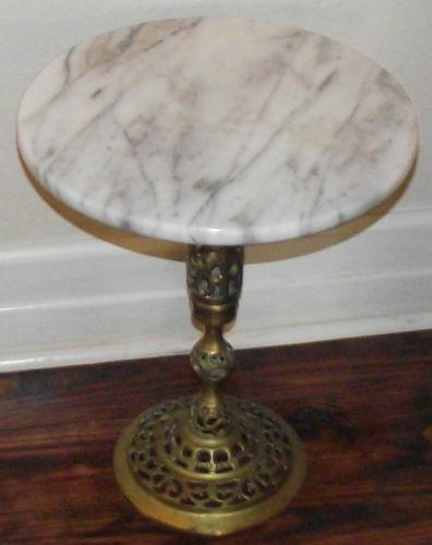 Antique Marble Top Table Ebay