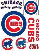 Chicago Cubs Fabric