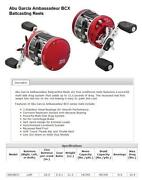 Abu Multiplier Reels