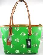 Ralph Lauren Green Handbag