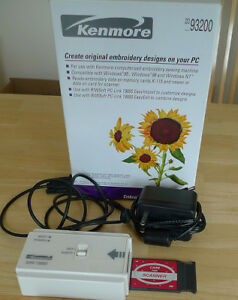 Wanted - Kenmore Sewing Card Reader