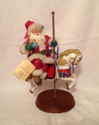 Vintage santa claus figurines ebay